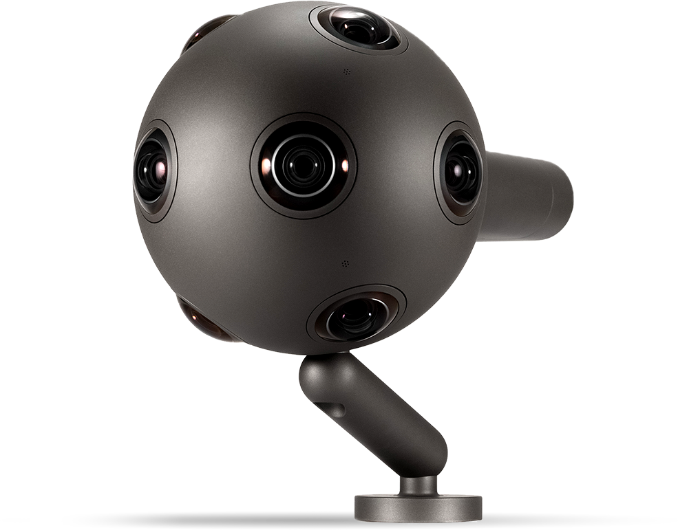 Ozo Virtual Reality Camera Ready To Stand Out For