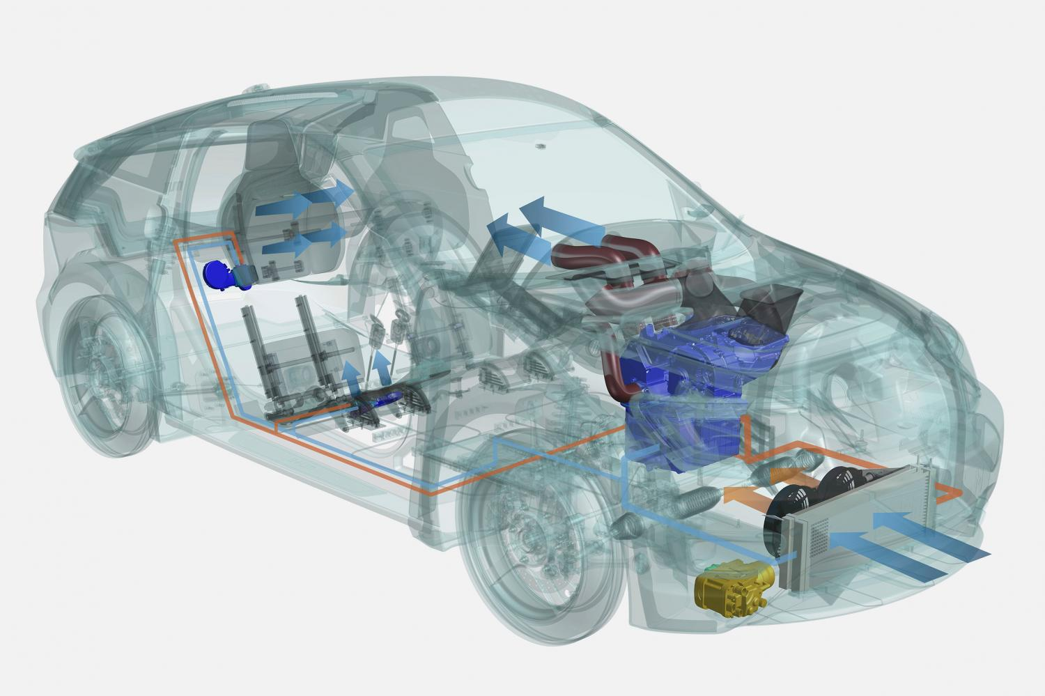 Automotive Air Conditioning >> German team presents efficient air conditioning for electric cars