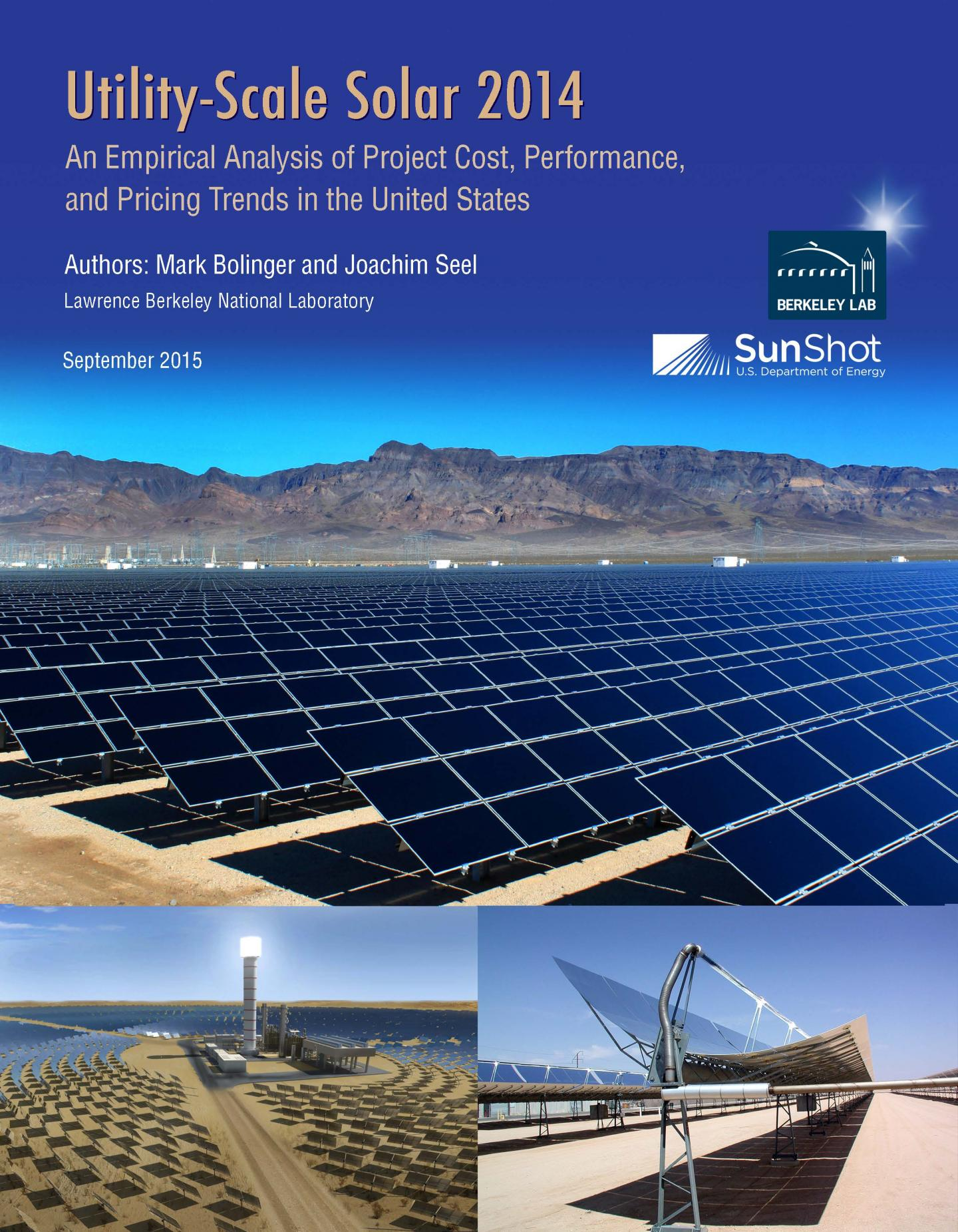 Price Of Solar Energy In The United States Has Fallen To 5ckwh On