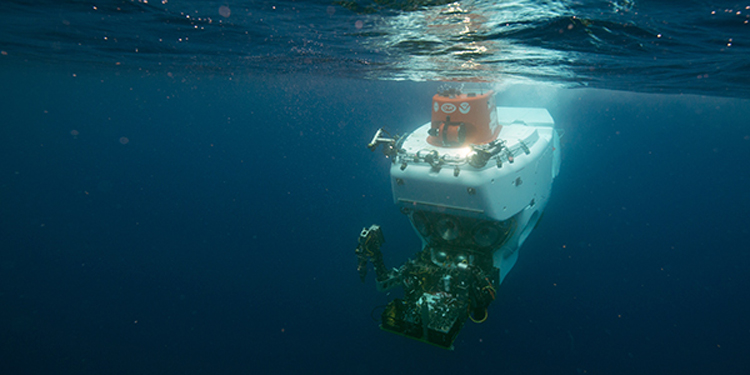 Research submersible alvin completes depth certification to 4500 meters publicscrutiny Choice Image