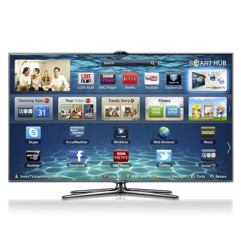samsung smart tvs subject of blog on traffic intercept findings. Black Bedroom Furniture Sets. Home Design Ideas