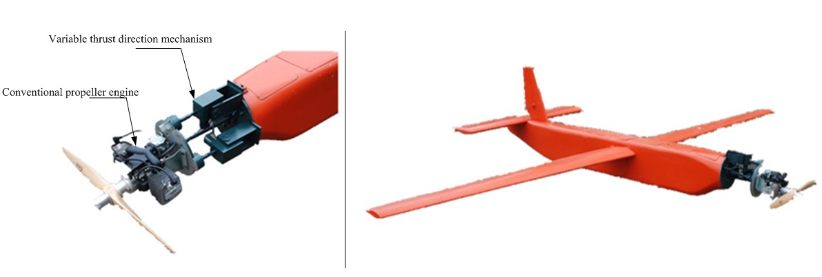 Scientists create variable vectoring technique for propeller-powered unmanned aerial vehicles