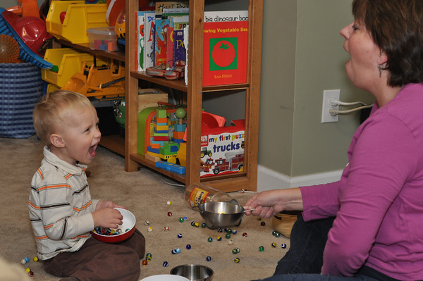 Simple strategies lead to improvements in one year-olds at risk for autism