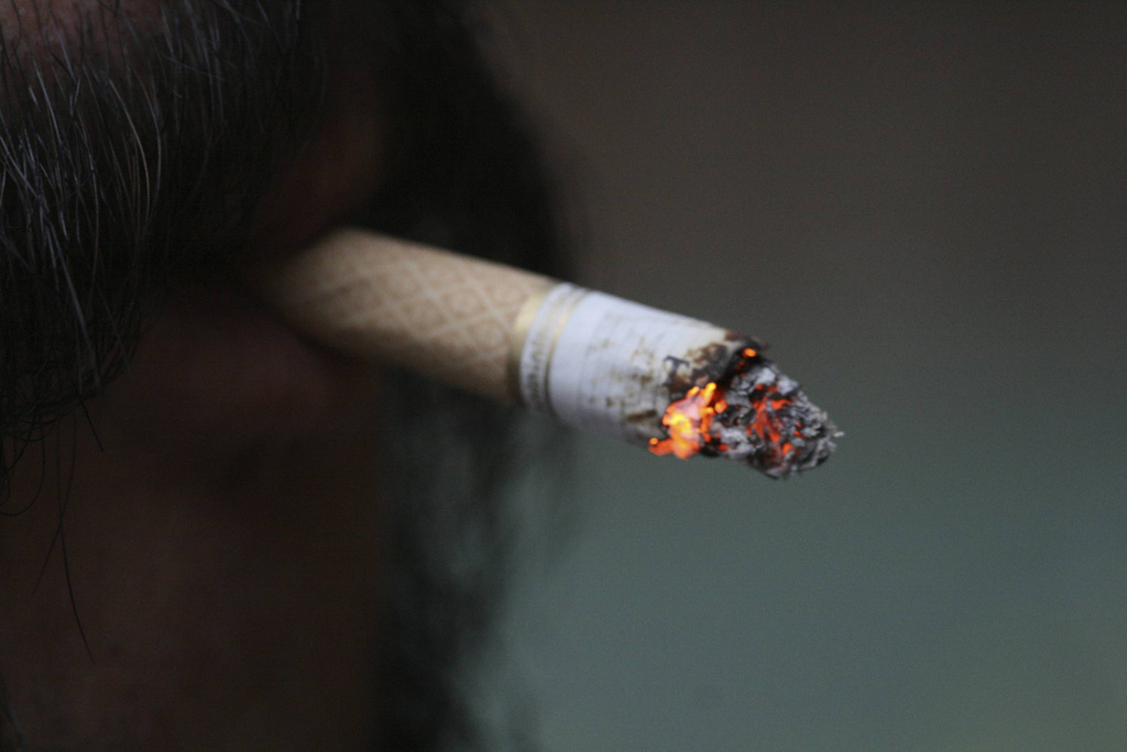 smokers and non smokers attitudes toward one another To our knowledge, no studies have focused on adolescents' attitudes toward   adolescents influence one another's smoking behavior through peer influence.