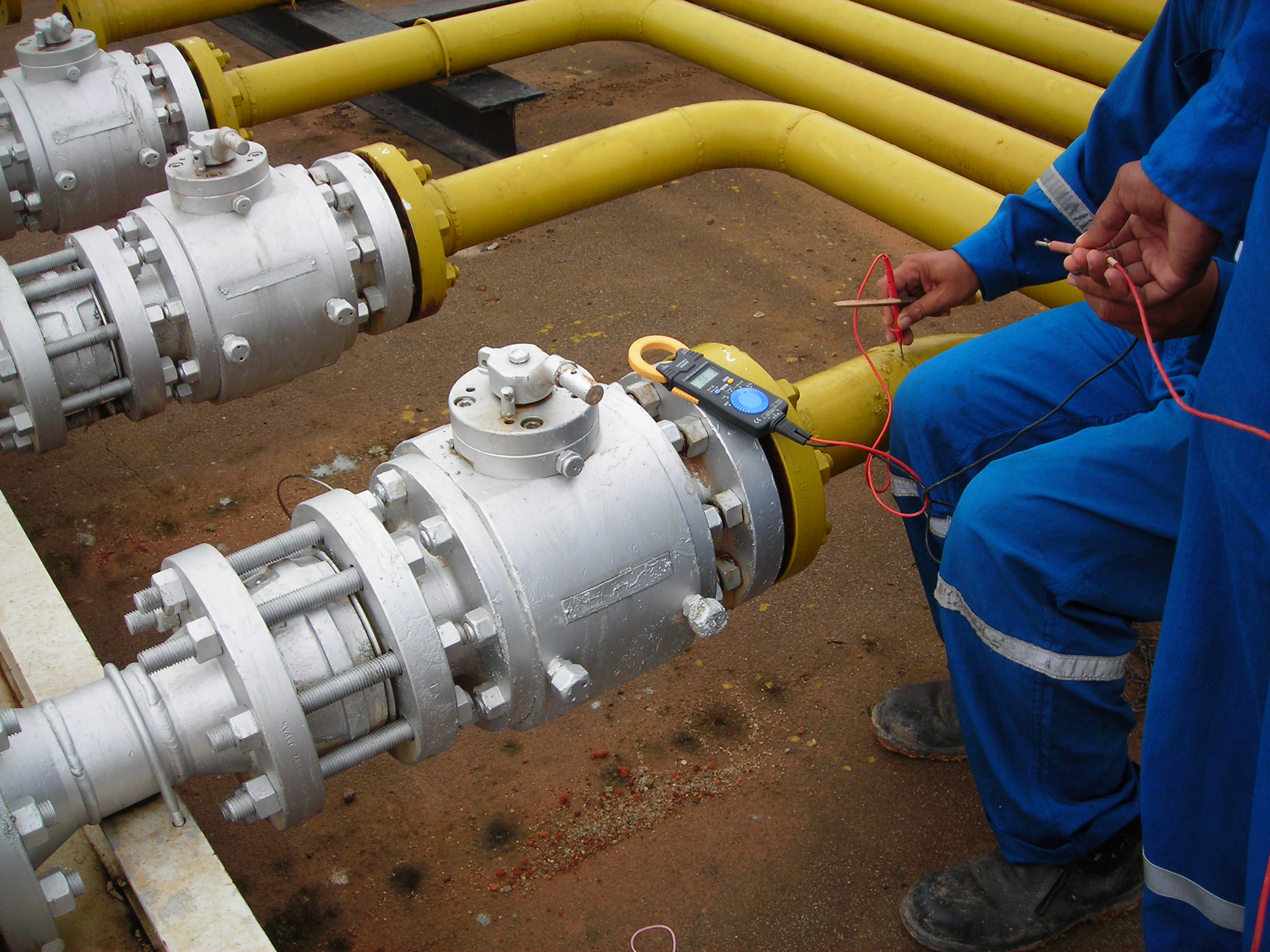 Gas pipeline pressure testing: how leak tests are performed 71