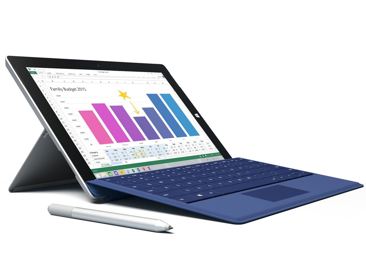 review microsoft surface 3 lte tablet acts as laptop. Black Bedroom Furniture Sets. Home Design Ideas