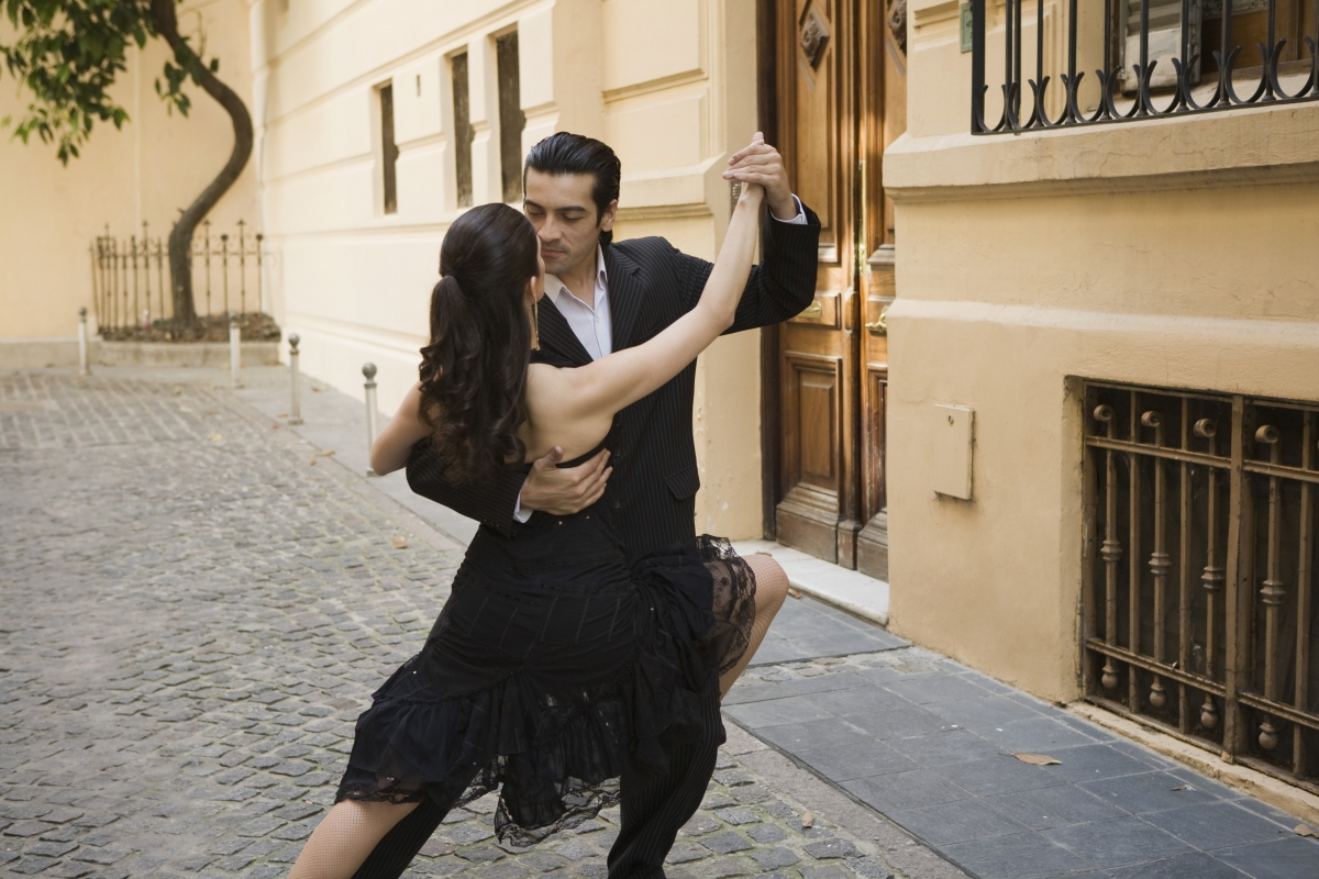 AAN: Tango Dancing for Parkinsons Classy, Fun, and Effective