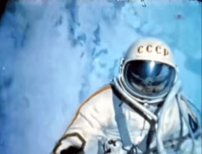 first space walk happened 50 years ago, and nearly ended in disaster