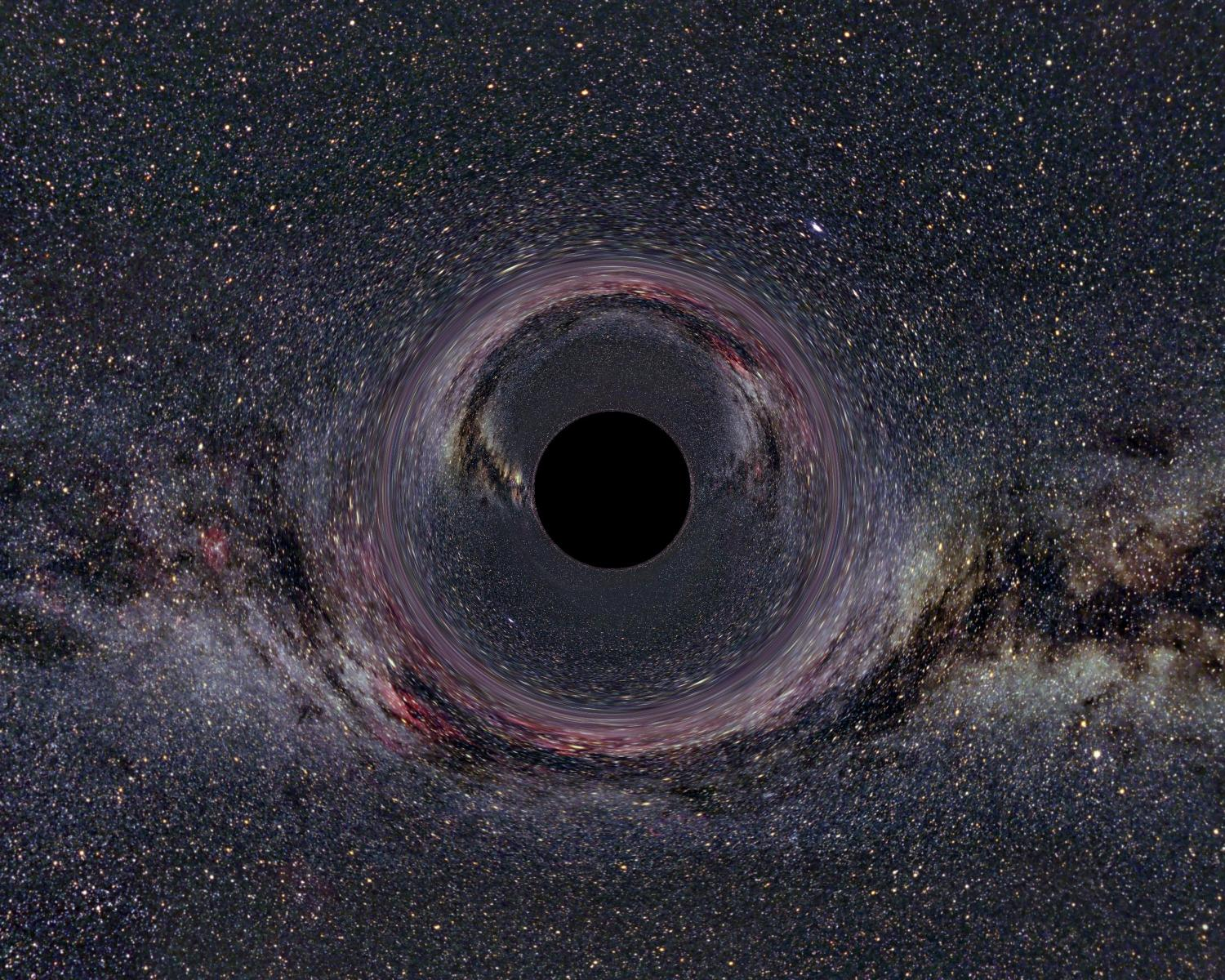 golden anniversary of black hole singularity milkyway black hole credit ute kraus universitatildecurrent hildesheim