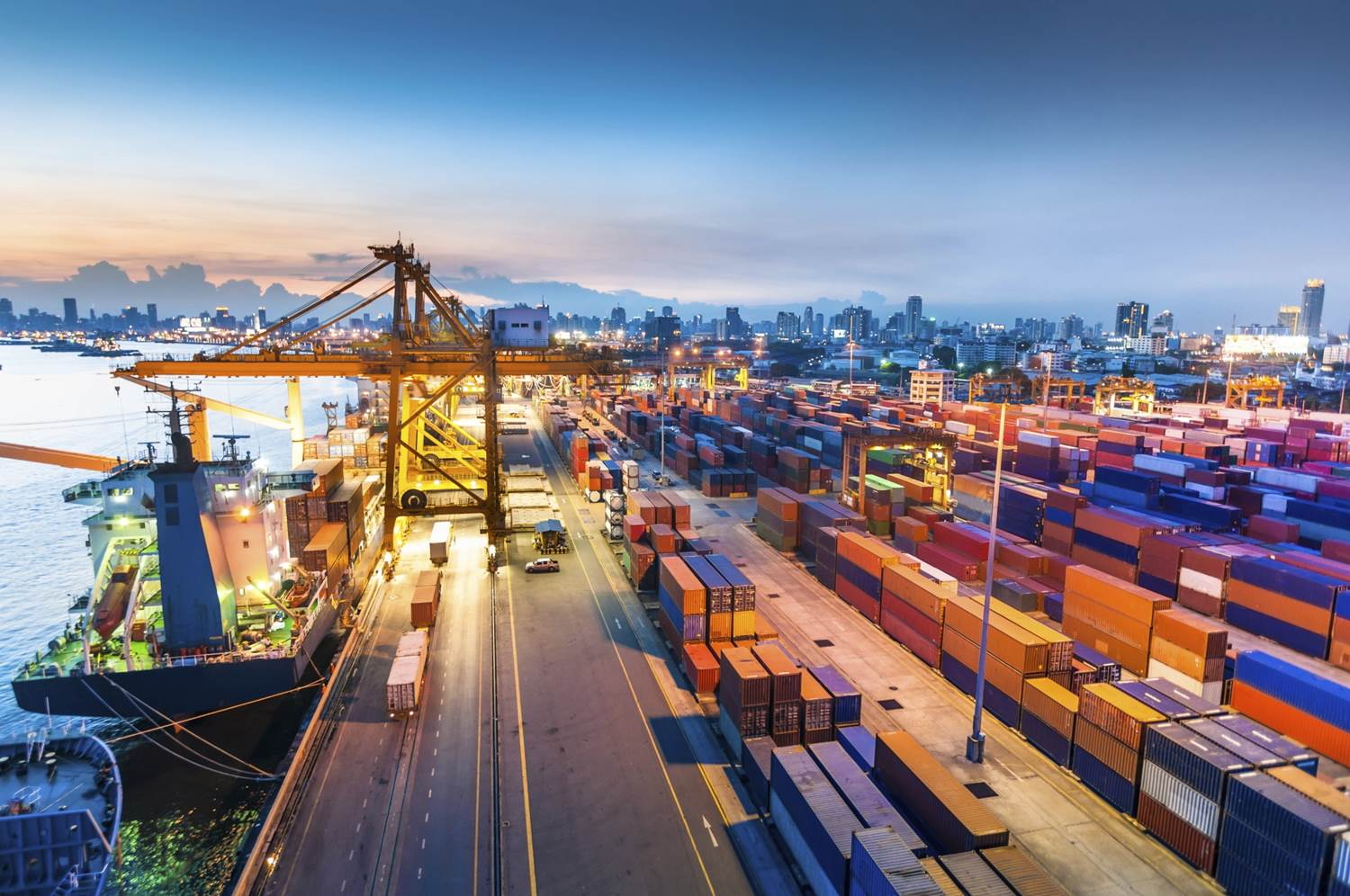 Tracking freight flows