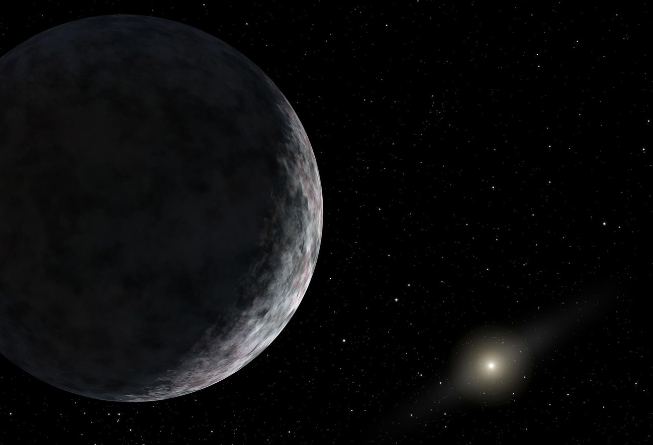 Astronomers have found a distant trans-Neptunian object