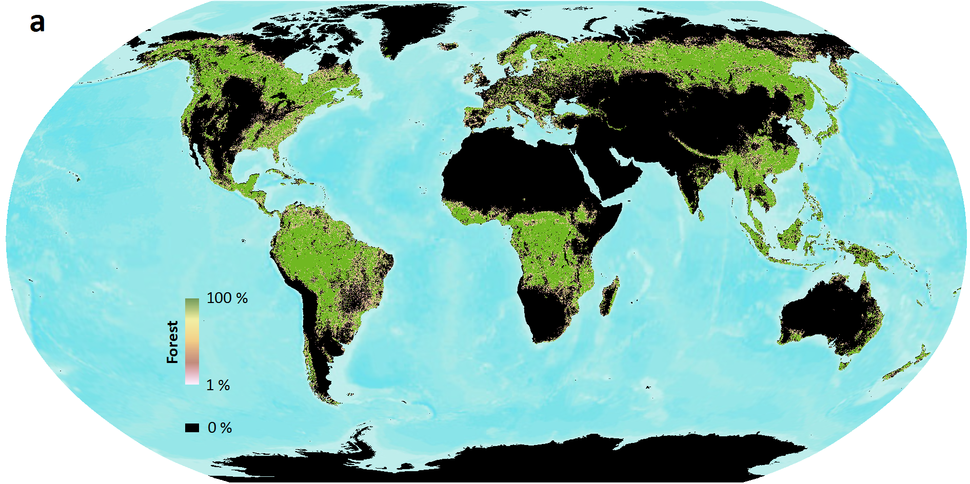 What Is A Forest Nasa Usgs Mission Helps Answer The Question