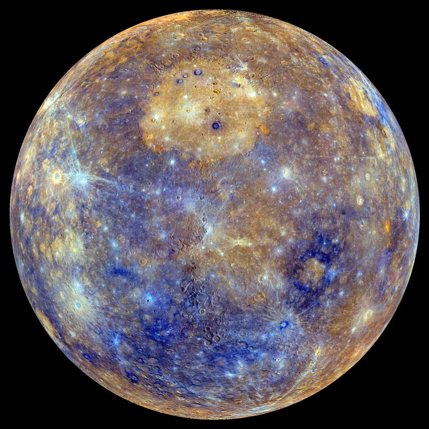mercury the planet real color - photo #14