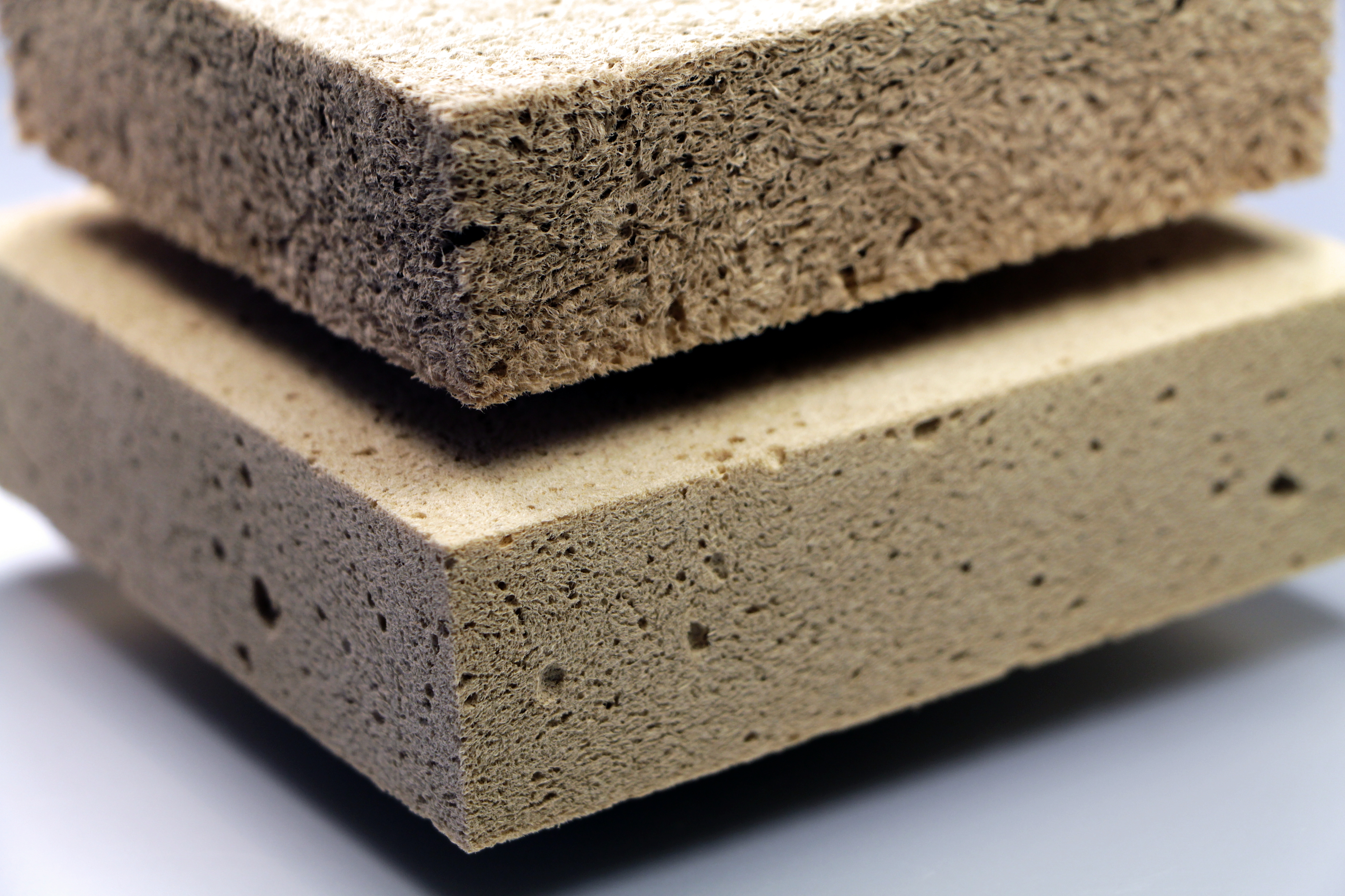 Thermal Insulation Materials : Wood derived foam materials