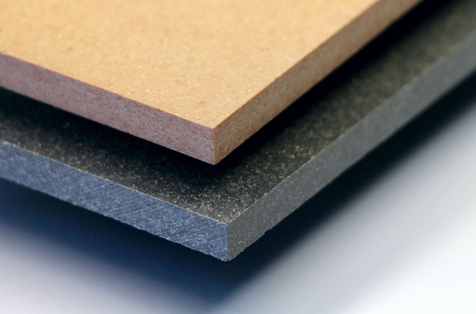 Wood Polymer Composite Board : Wood polymer composite furniture with low flammability
