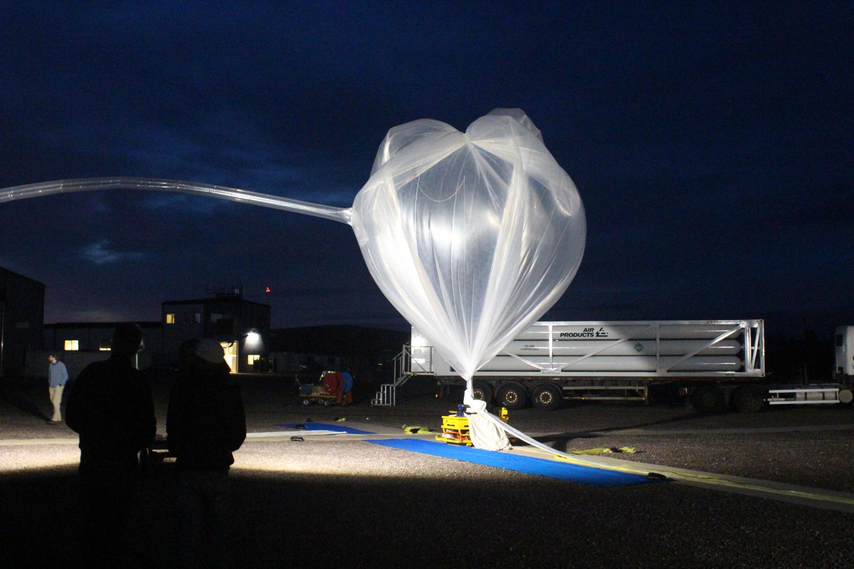 mars rover landing balloons - photo #45