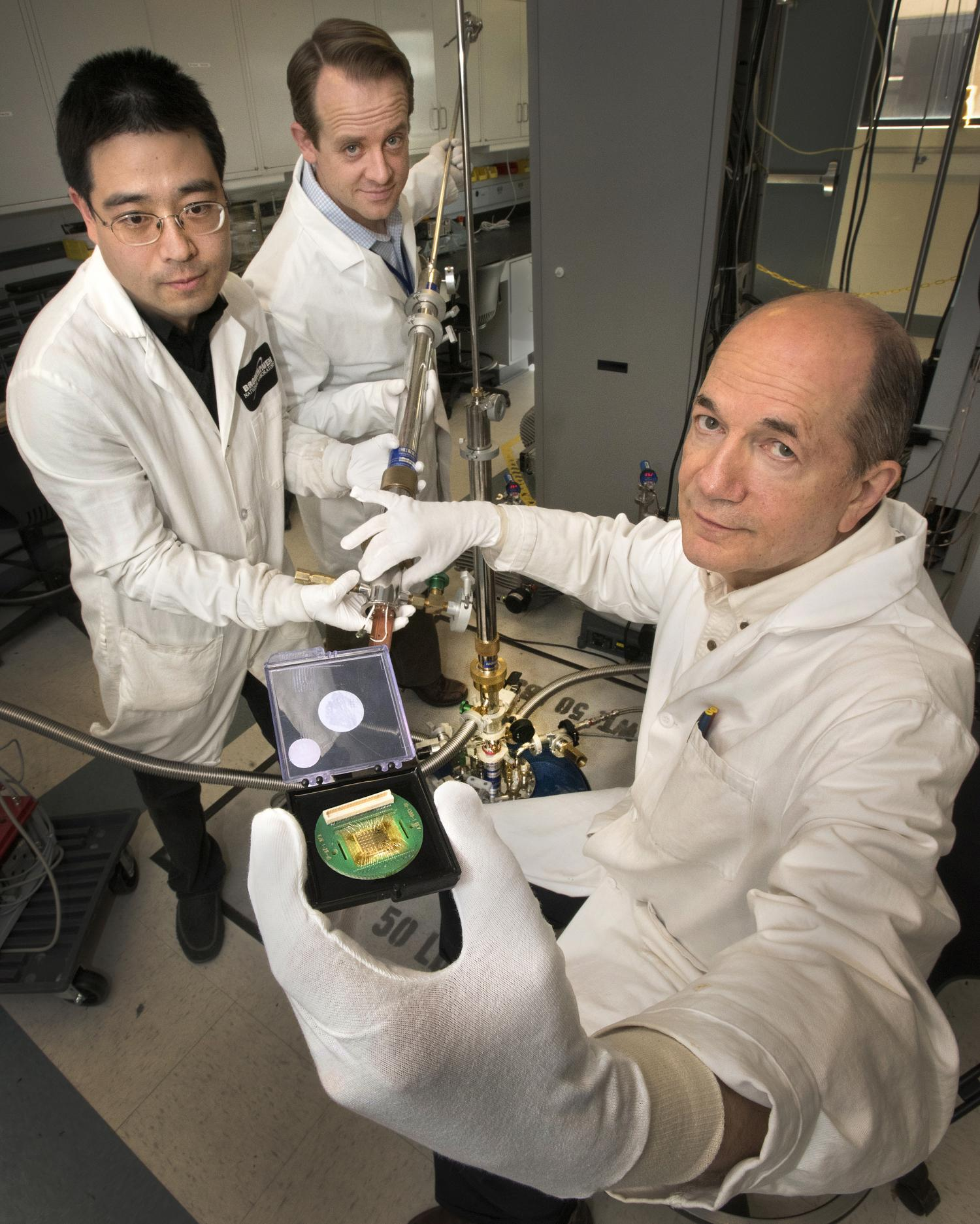 study the insulator-superconductor transition of copper-oxide ...