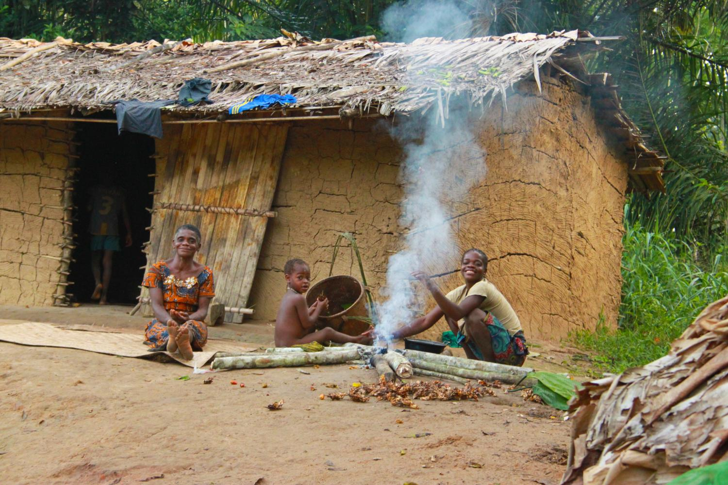 What hunter gatherers can tell us about fundamental human - The home hunter ...