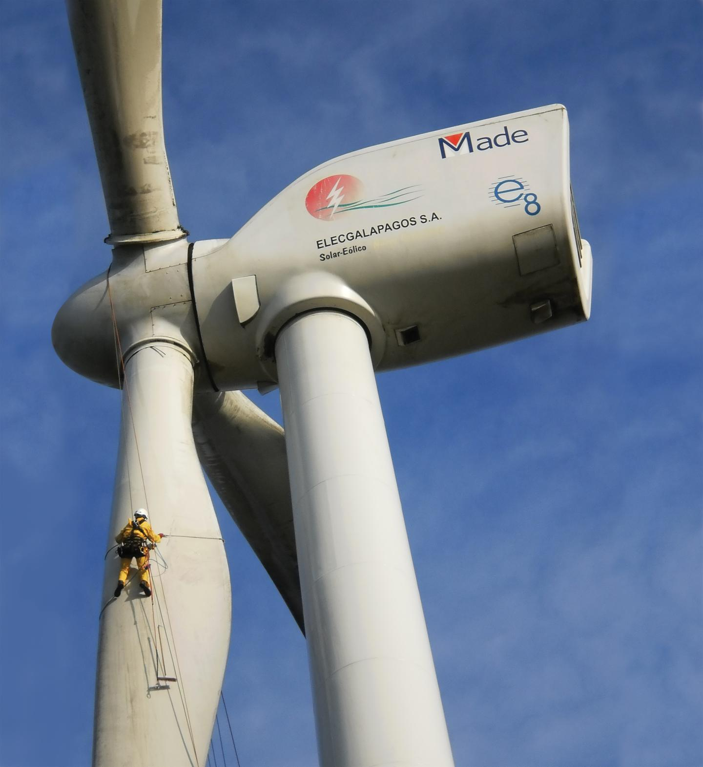 Wind Turbines On Galapagos Replace Millions Of Liters Of Diesel Since 2007, Meet 30 Percent Of