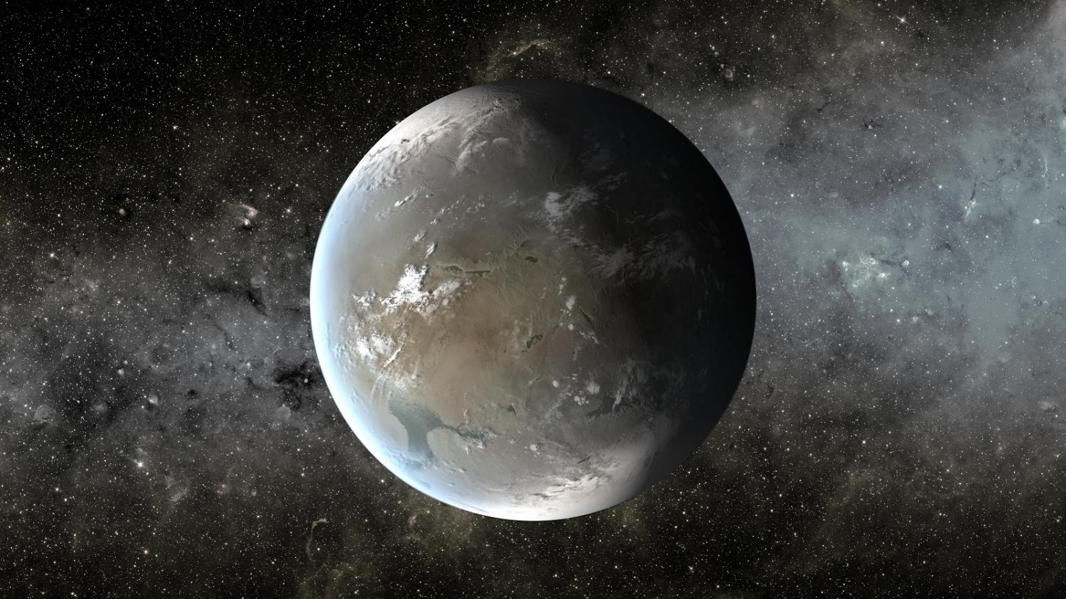 discovery of earth Nasa's spitzer space telescope has revealed the first known system of seven earth-size planets around a single star three of these planets are firmly located in the habitable zone, the area around the parent star where a rocky planet is most likely to have liquid water.
