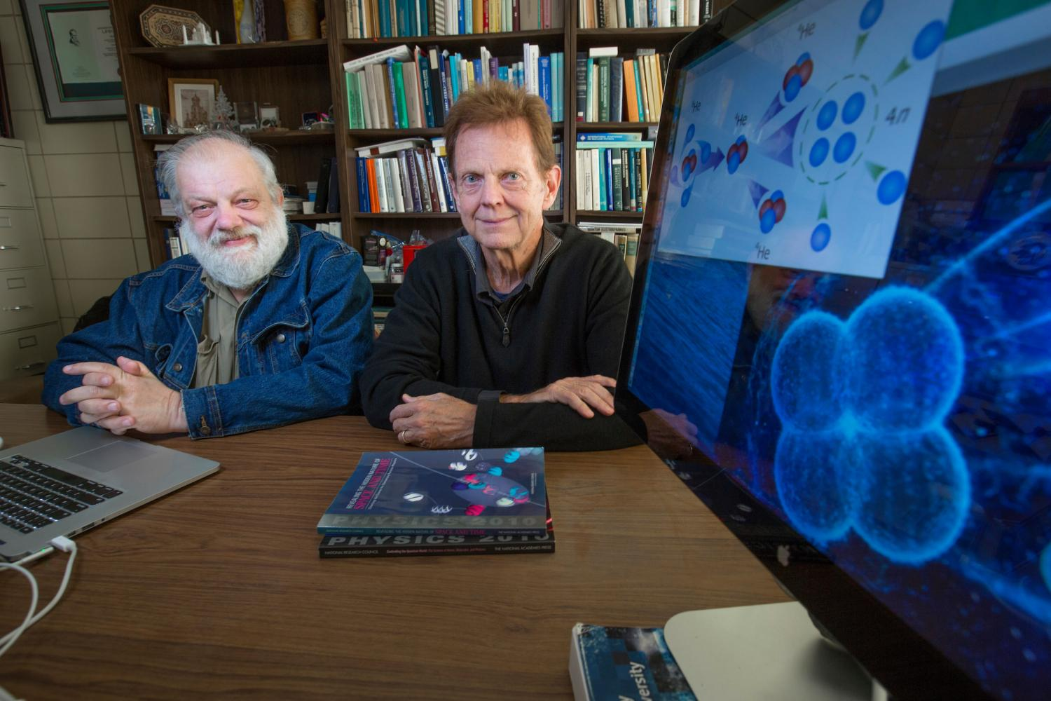 Physicists demonstrate existence of new subatomic structure