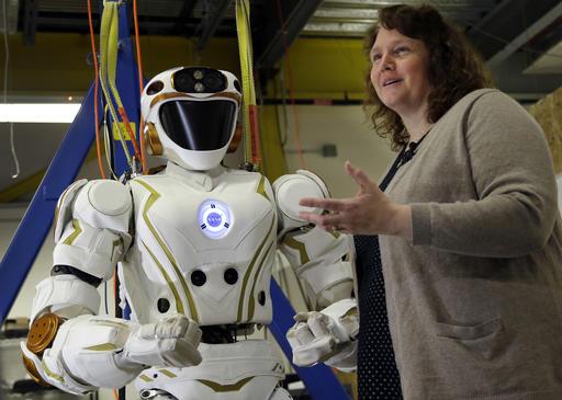 Nasa S Valkyrie Robots Set The Table For Human Life On Mars