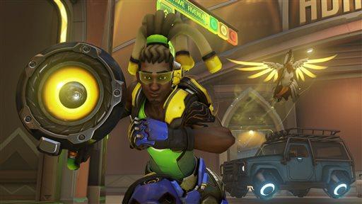 Video Game Overwatch Lucio (Overwatch) Papel de Parede   Overwatch ...