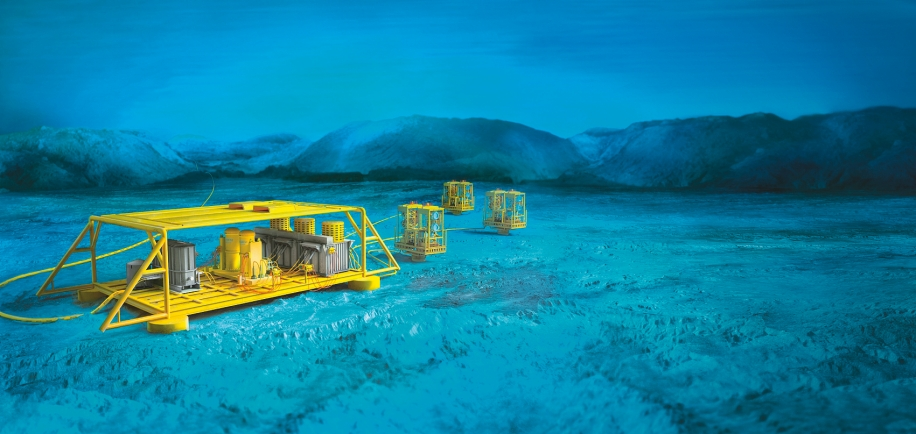1cceb215a8c One day fully automated oil and gas fields could become a reality - Siemens  is working on the necessary technologies at its development center in  Trondheim