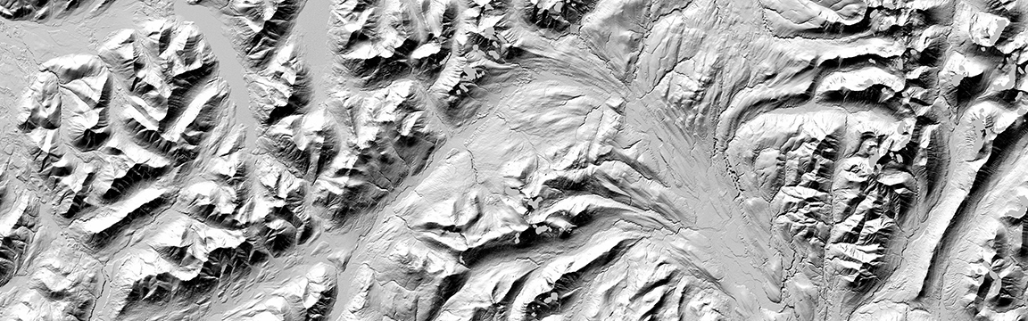 3 D Elevation Maps Of Alaska For White House Arctic Initiative