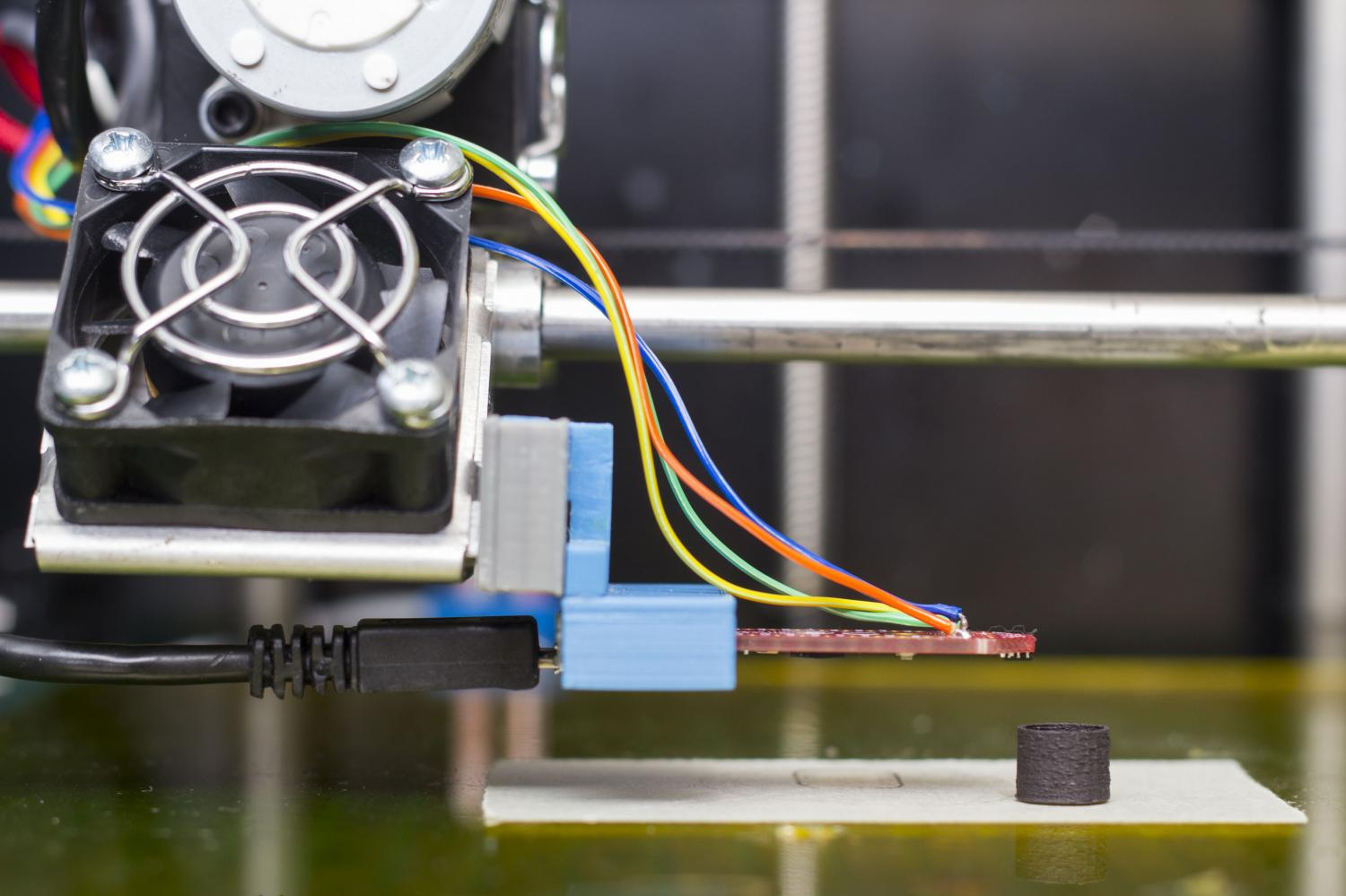 For the first time, magnets are be made with a 3-D printer