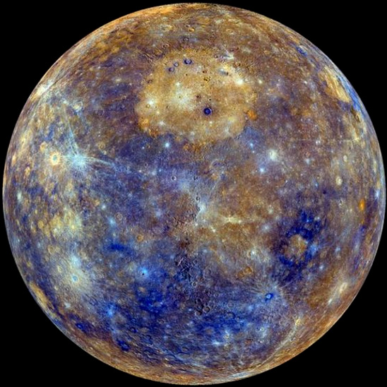 Researchers find most volcanic activity on Mercury stopped ...