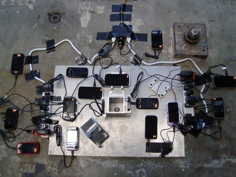 Myshake New App Turns Smartphones Into Worldwide Seismic Network Vibration Sensor