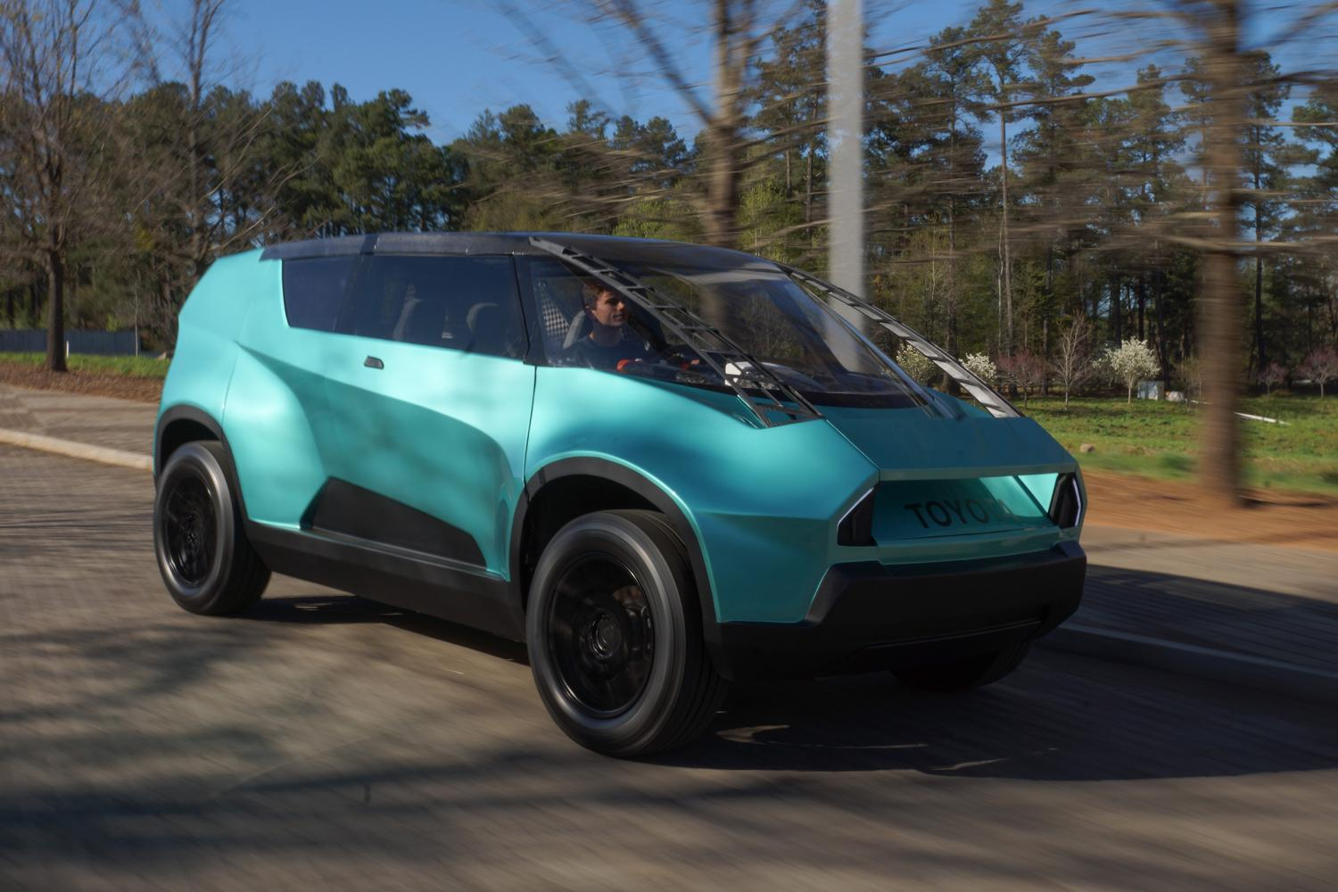 College Students Help Toyota Design A New Car For Gen Z Drivers