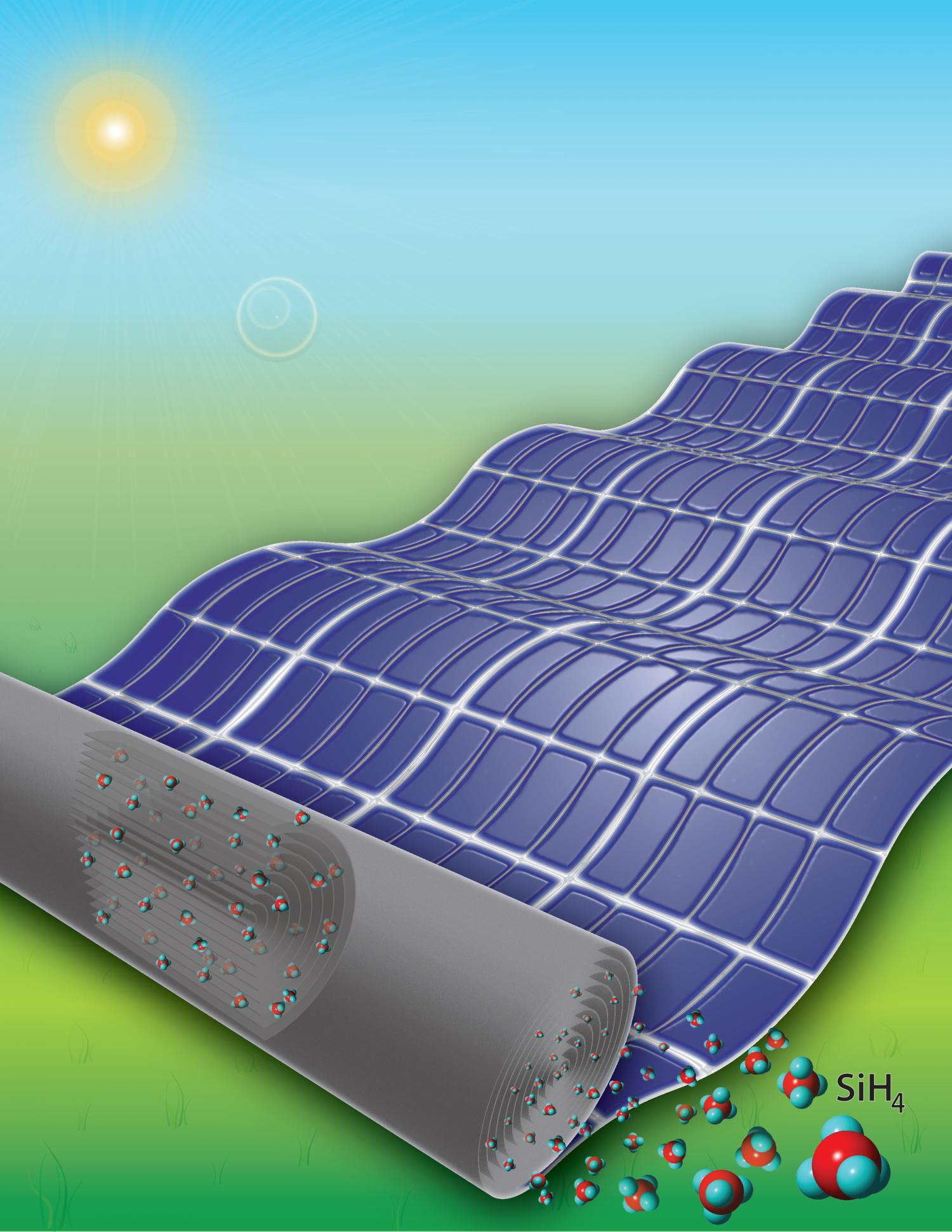 New Technique Could Make Large Flexible Solar Panels More