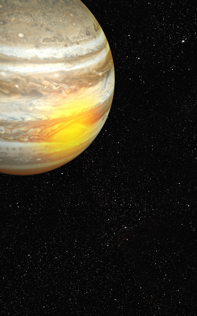 great red spot planet jupiter - photo #3