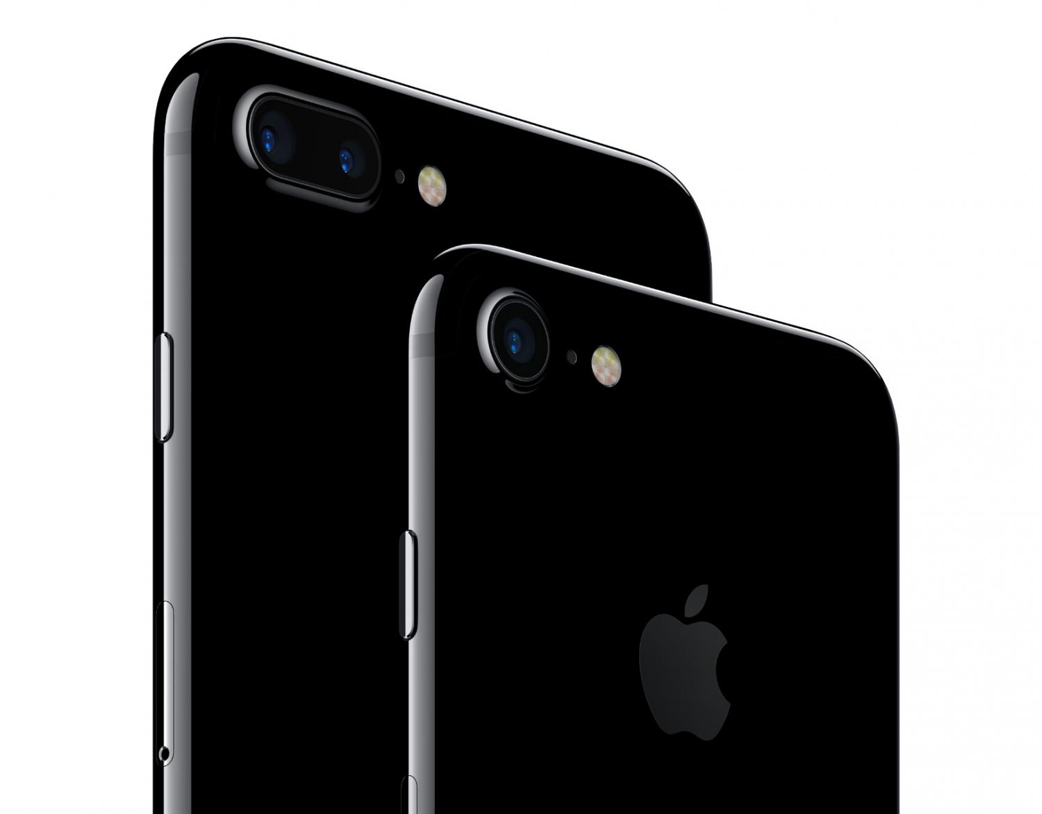 IPhone 7 Credit Apple