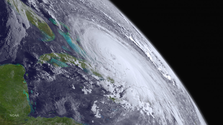 Six Reasons Why NOAAs GOESR Satellite Matters - Earth satellite view 2016