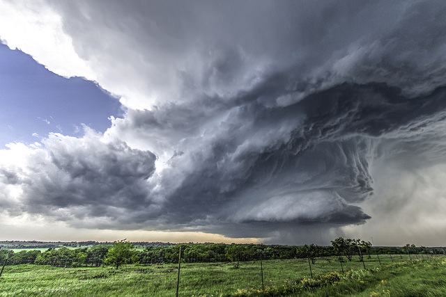 Aerosols strengthen storm clouds, new study finds