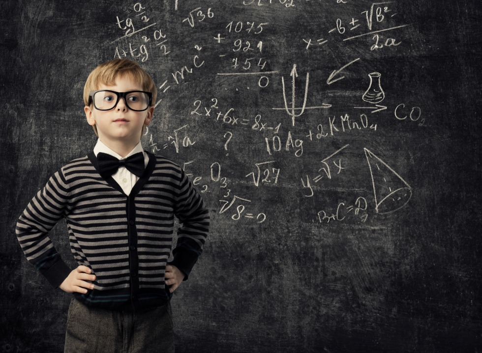 A little fun with mathematics early in life can go a long way, says ...