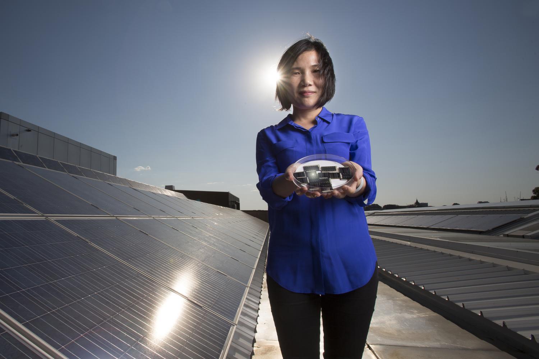 Non Toxic Cheap Thin Film Solar Cells For Zero Energy