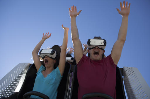 Best New Theme Park Rides Virtual Reality, Interactivity-6223
