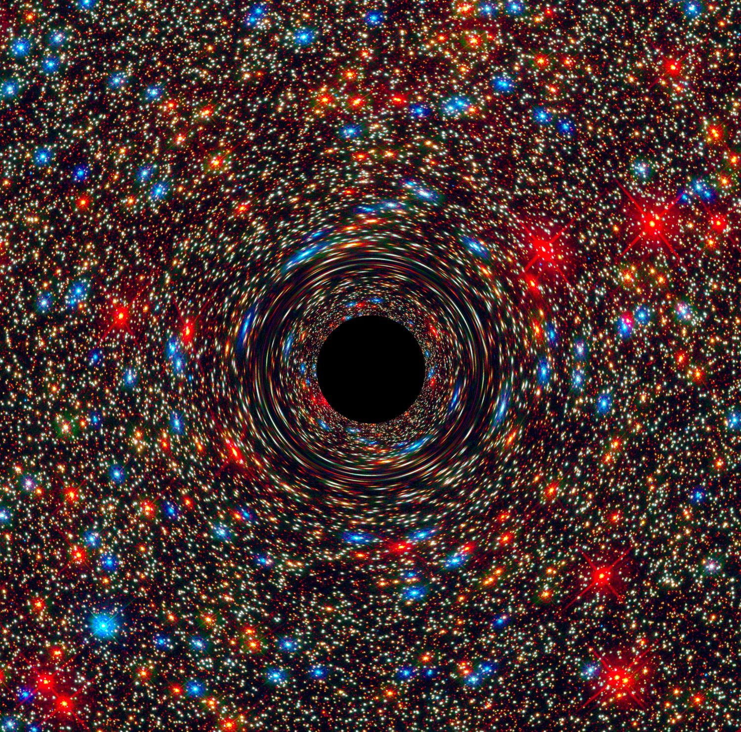 Ultram Ive Black Holes Discovered In Far Off Galaxies