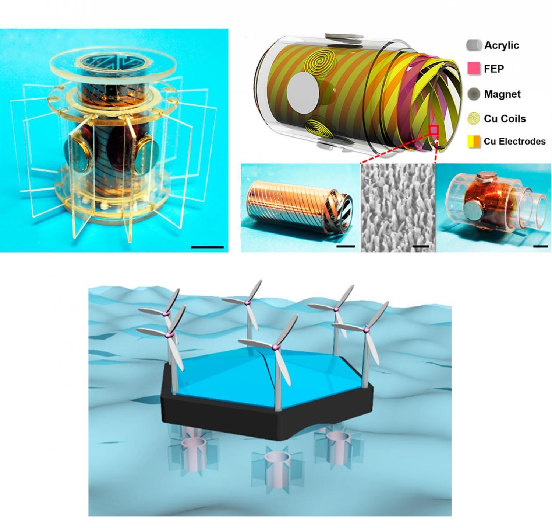 Degree Of The Ocean And Efficient N: Hybrid Nanogenerator Harvests Hard-to-reach Ocean Energy