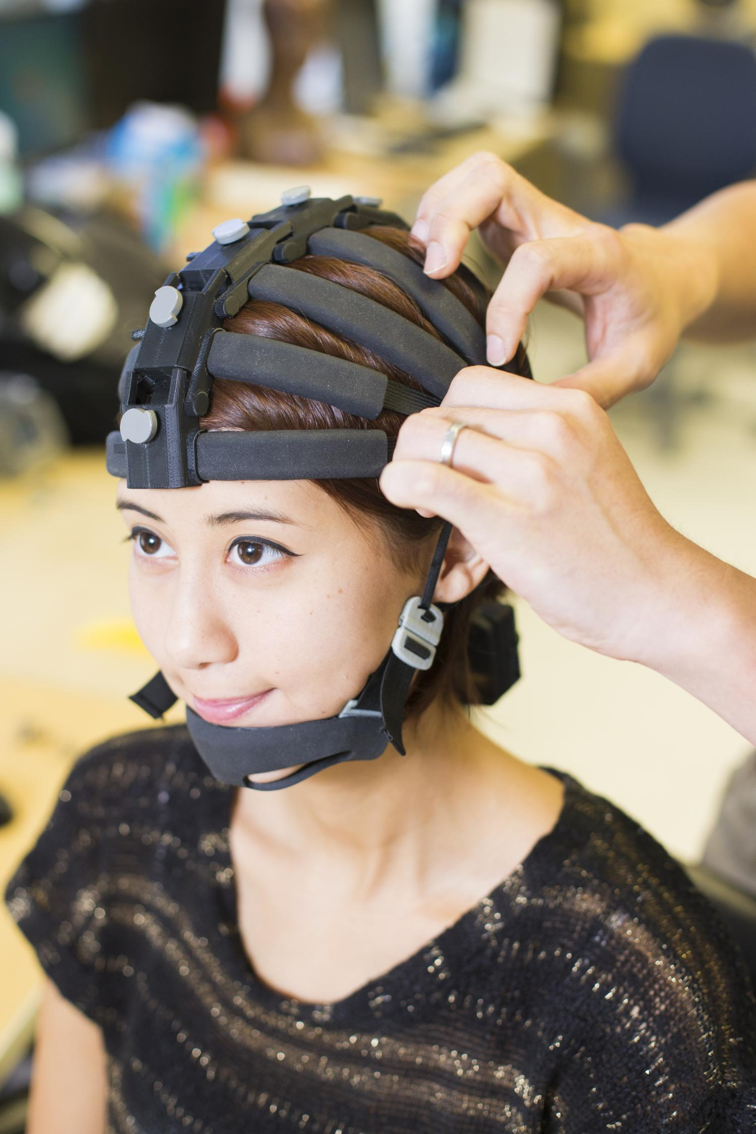 Brain Monitoring System : Brain monitoring takes a leap out of the lab