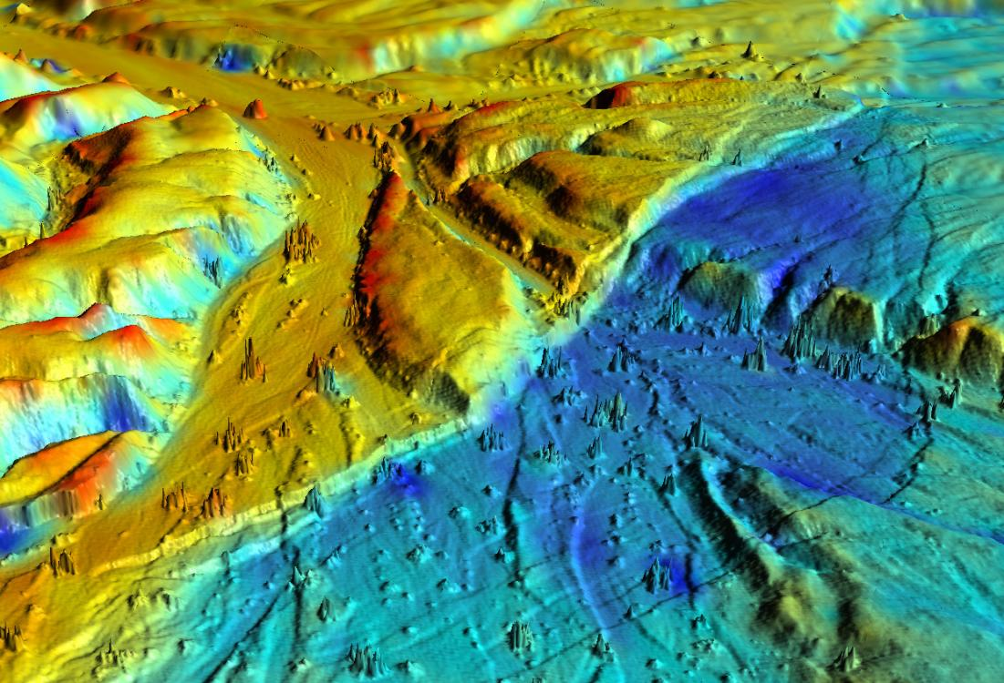 breaking the strongest link triggered big baja earthquake