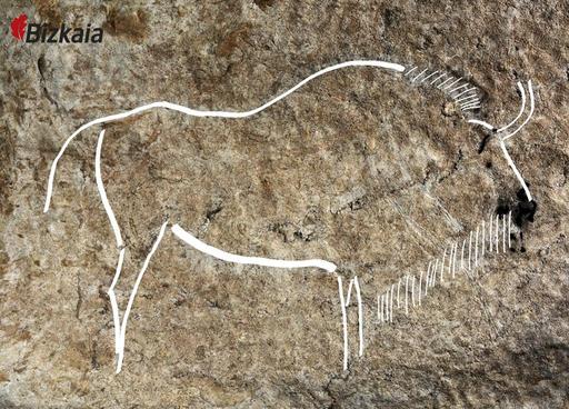 art trove found in Spain 1,000 feet underground