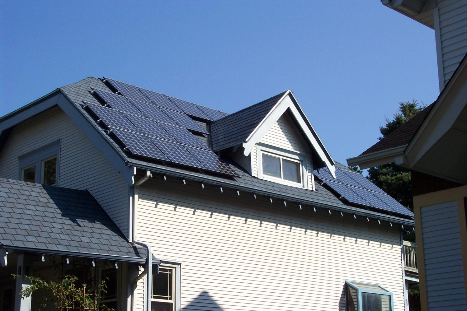 Solar home projects