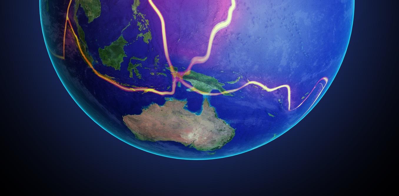 a tectonic analysis of planet x143b m