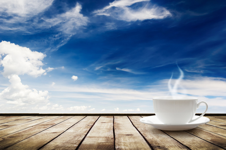 Does Drinking Coffee Cool You Down