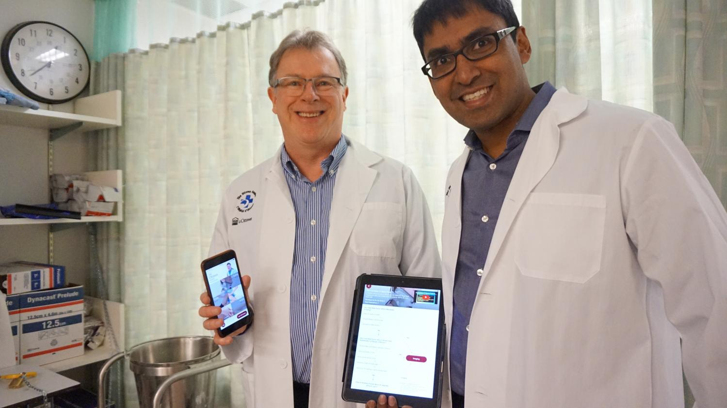 how to order hida scan from the ottawa hospital